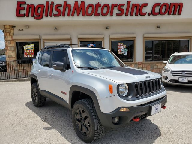 2018 Jeep Renegade Trailhawk in Brownsville, TX 78521