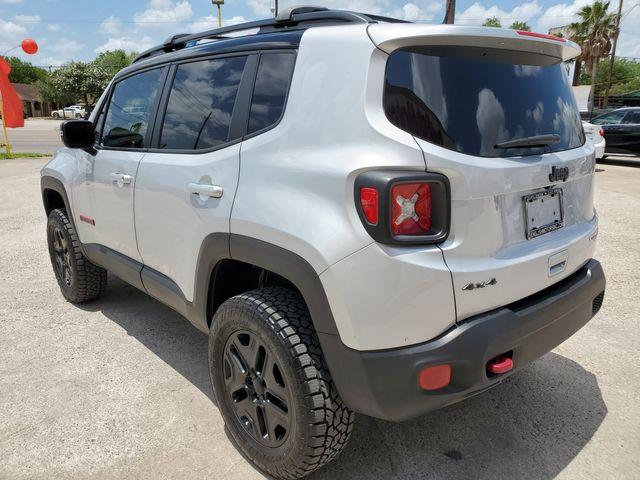 2018 Jeep Renegade Trailhawk in Brownsville, TX 78521