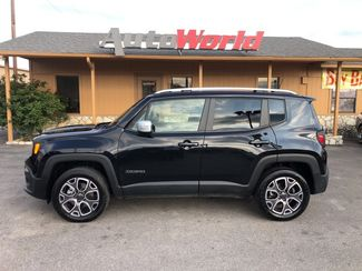 2018 Jeep Renegade Limited 4X4 in Marble Falls, TX 78611