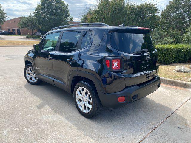 2018 Jeep Renegade Latitude in Carrollton, TX 75006