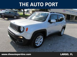 2018 Jeep Renegade Latitude in Clearwater Florida, 33773