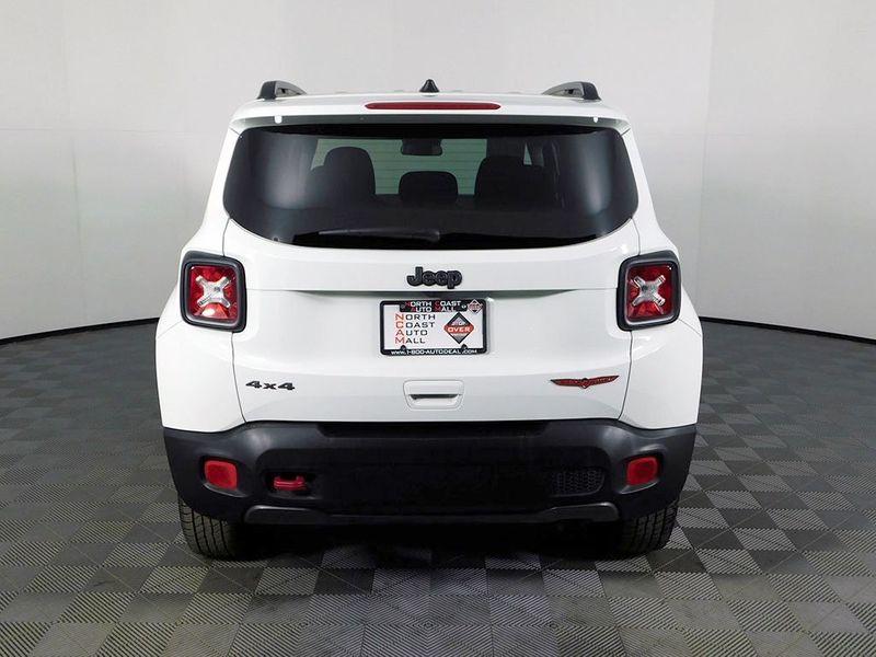 2018 Jeep Renegade Trailhawk  city Ohio  North Coast Auto Mall of Cleveland  in Cleveland, Ohio