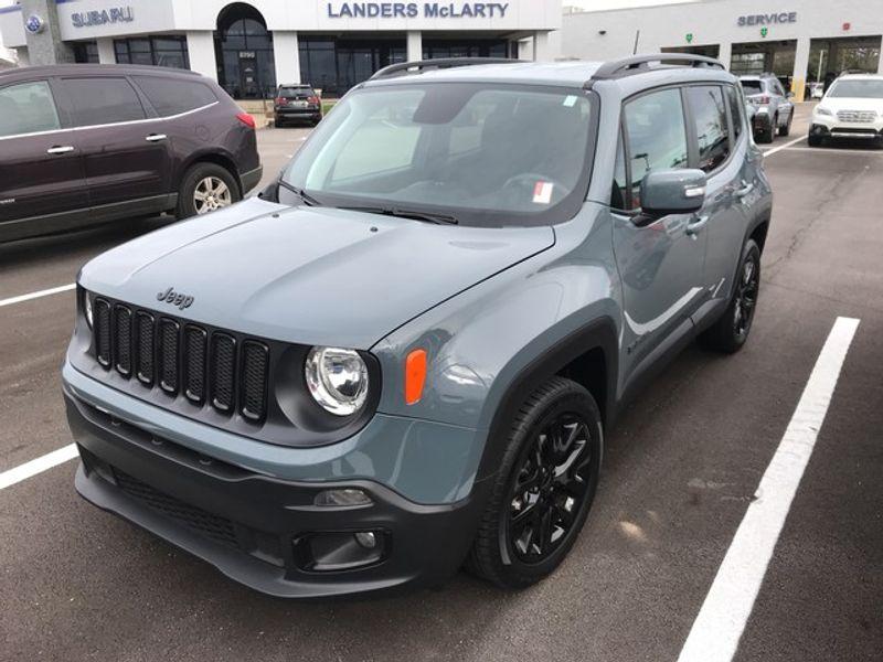 2018 Jeep Renegade Altitude   Huntsville, Alabama   Landers Mclarty DCJ & Subaru in Huntsville Alabama
