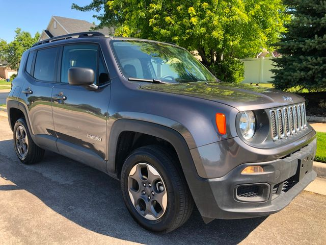 2018 Jeep Renegade Sport in Kaysville, UT 84037
