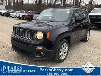 2018 Jeep Renegade Latitude in Kernersville, NC 27284