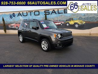 2018 Jeep Renegade Latitude in Kingman, Arizona 86401