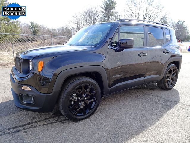 2018 Jeep Renegade Altitude Madison, NC 6