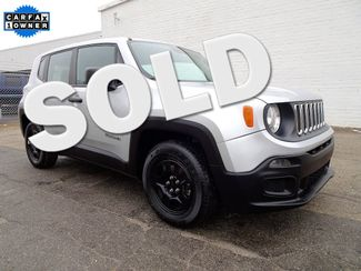 2018 Jeep Renegade Sport Madison, NC