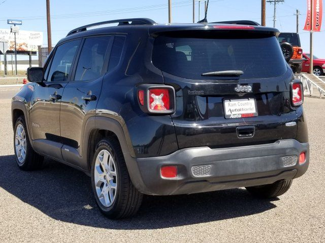 2018 Jeep Renegade Latitude in Marble Falls, TX 78654