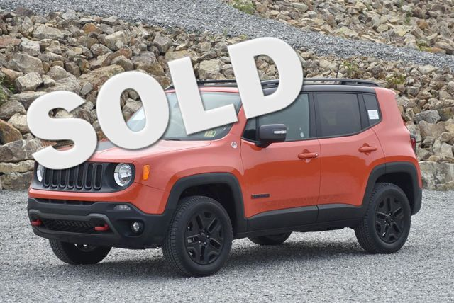 2018 Jeep Renegade Trailhawk Naugatuck, Connecticut