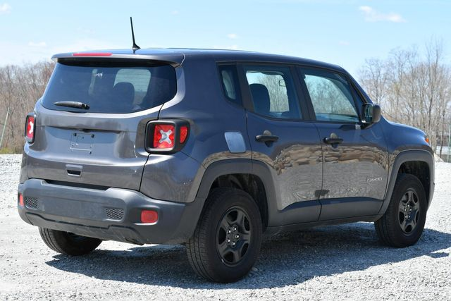 2018 Jeep Renegade Sport Naugatuck, Connecticut 4