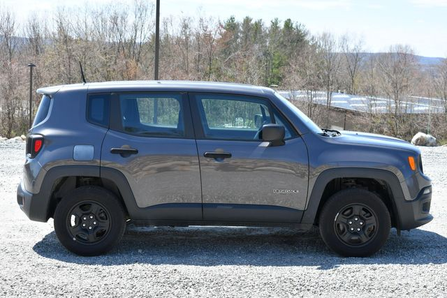 2018 Jeep Renegade Sport Naugatuck, Connecticut 5