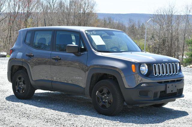 2018 Jeep Renegade Sport Naugatuck, Connecticut 6