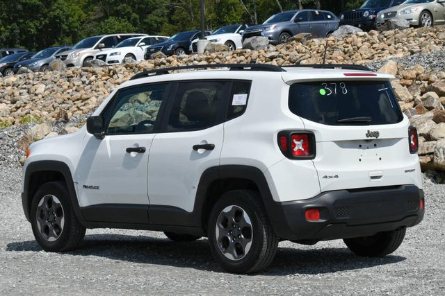 2018 Jeep Renegade Sport Naugatuck, Connecticut 2