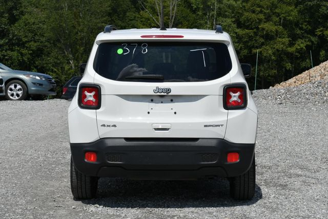 2018 Jeep Renegade Sport Naugatuck, Connecticut 3