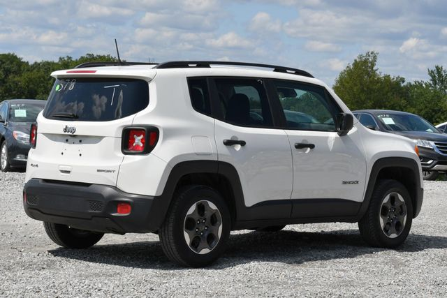 2018 Jeep Renegade Sport Naugatuck, Connecticut 4