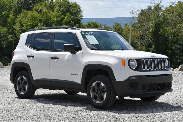 2018 Jeep Renegade Sport Naugatuck, Connecticut 6