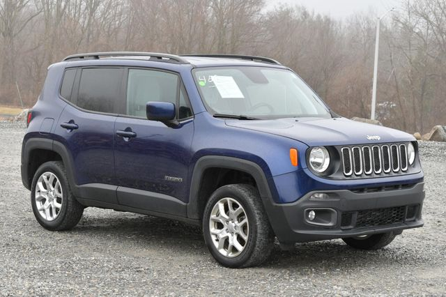 2018 Jeep Renegade Latitude Naugatuck, Connecticut 6