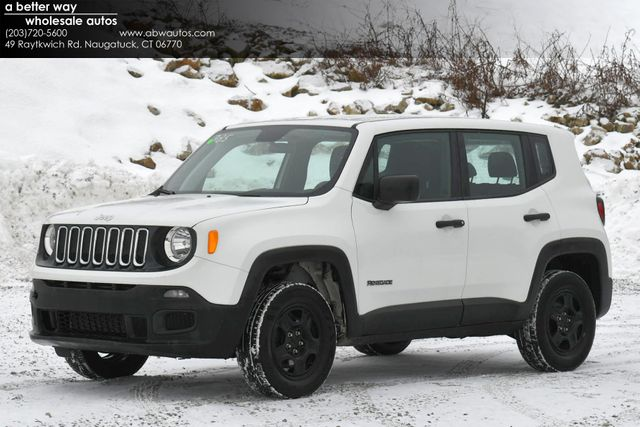 2018 Jeep Renegade Sport Naugatuck, Connecticut