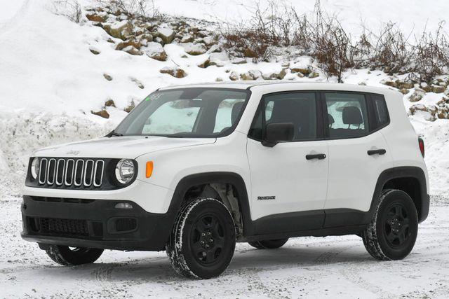 2018 Jeep Renegade Sport Naugatuck, Connecticut 2
