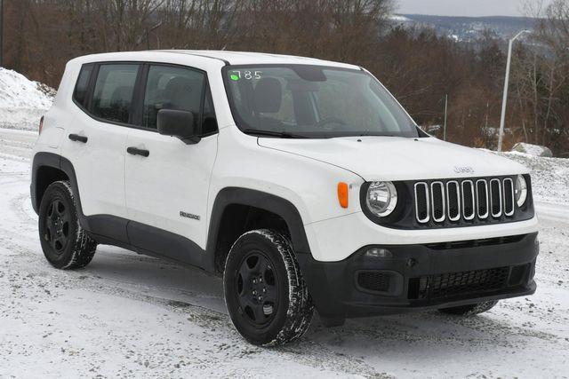 2018 Jeep Renegade Sport Naugatuck, Connecticut 8