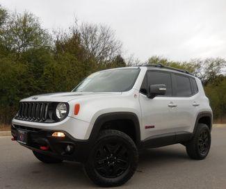 2018 Jeep Renegade Trailhawk in New Braunfels, TX 78130