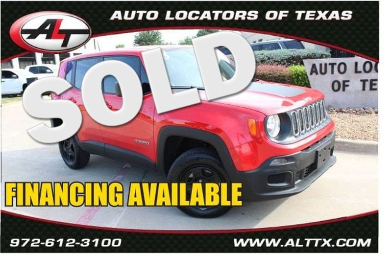 2018 Jeep Renegade Sport | Plano, TX | Consign My Vehicle in Plano TX