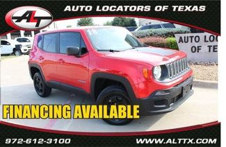 2018 Jeep Renegade Sport in Plano, TX 75093