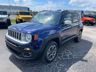 2018 Jeep Renegade Limited 4x4 in Riverview, FL 33578