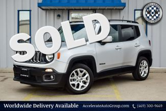 2018 Jeep Renegade Latitude in Rowlett