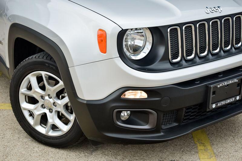 2018 Jeep Renegade Latitude in Rowlett, Texas
