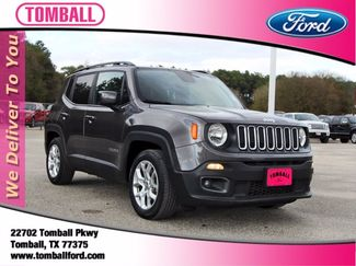 2018 Jeep Renegade Latitude in Tomball, TX 77375