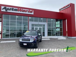 2018 Jeep Renegade Limited in Uvalde, TX 78801