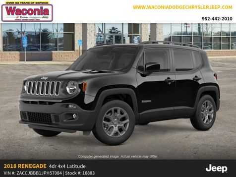 2018 Jeep Renegade Latitude in Victoria, MN
