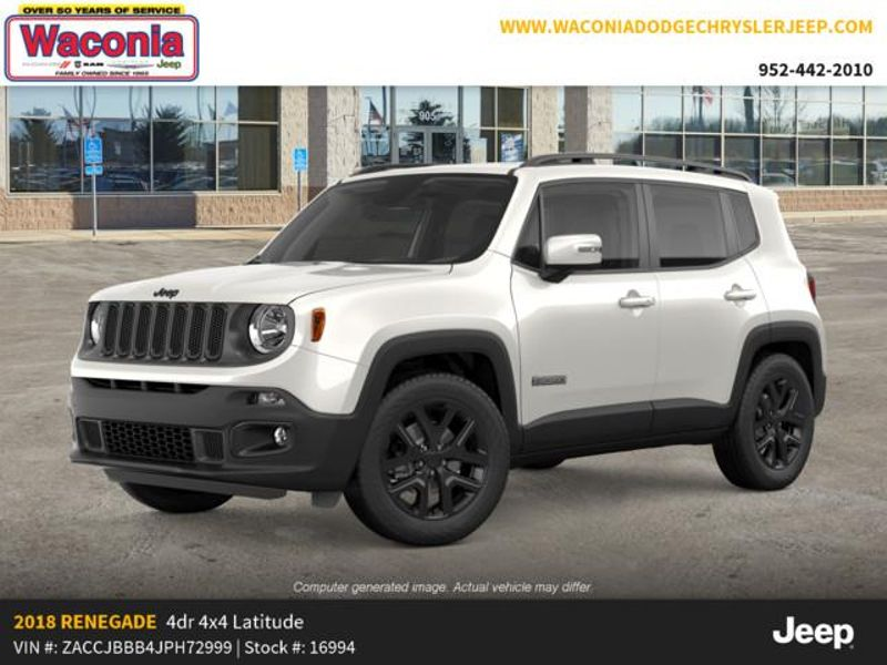 2018 Jeep Renegade Altitude  in Victoria, MN