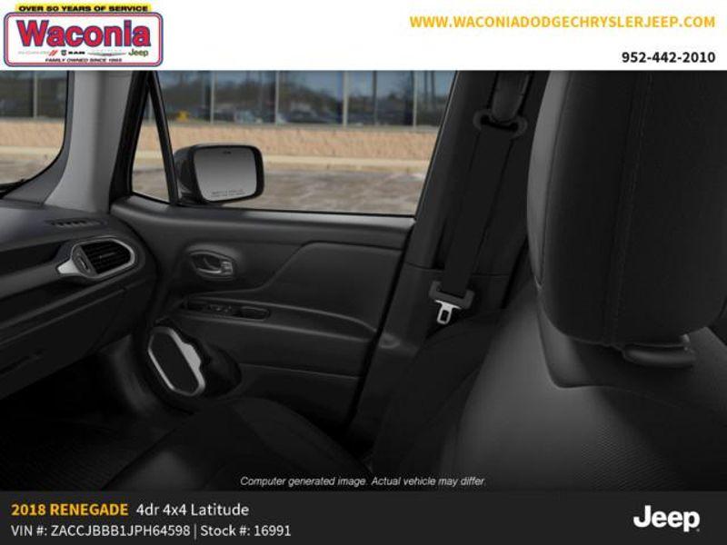 2018 Jeep Renegade Latitude  in Victoria, MN