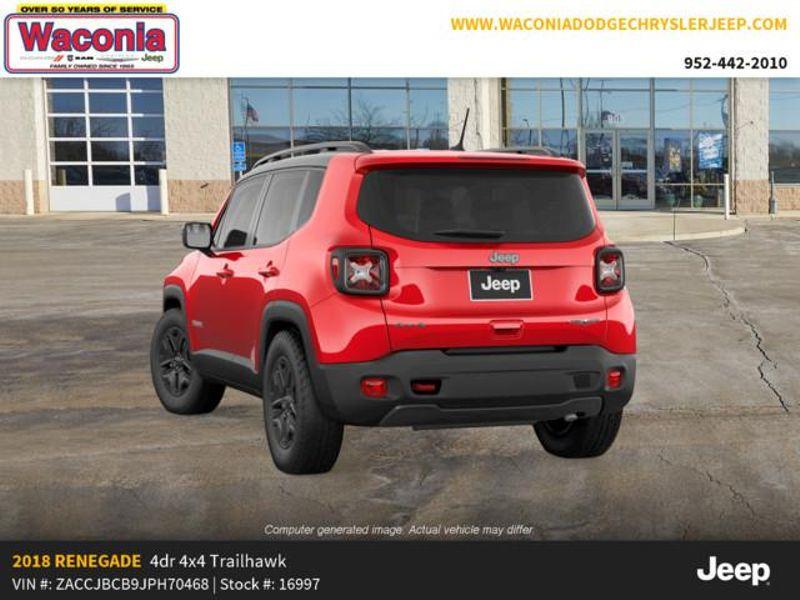 2018 Jeep Renegade Trailhawk  in Victoria, MN