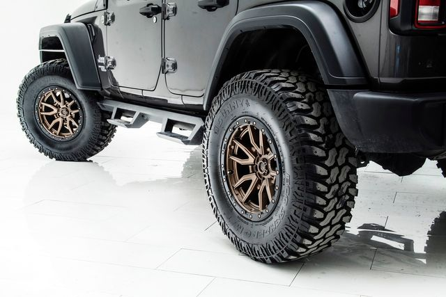 2018 Jeep Wrangler Unlimited Sport Lifted With Upgrades in Carrollton, TX 75006