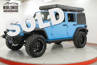 2018 Jeep WRANGLER 794 ORIGINAL MI $73K BUILD OVERLAND 4X4  | Denver, CO | Worldwide Vintage Autos in Denver CO