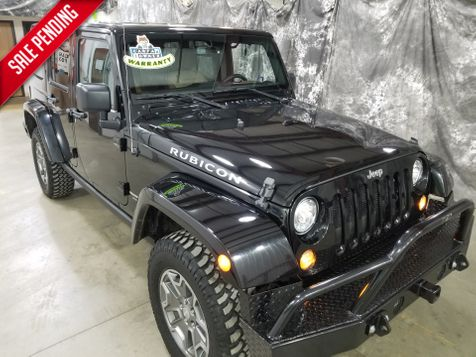 2018 Jeep Wrangler J  Unlimited Rubicon 4x4 in Dickinson, ND