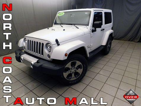 2018 Jeep Wrangler JK Sahara in Cleveland, Ohio