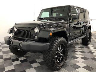 2018 Jeep Wrangler JK Unlimited Sahara 4WD LINDON, UT