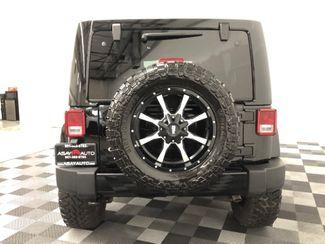2018 Jeep Wrangler JK Unlimited Sahara 4WD LINDON, UT 6