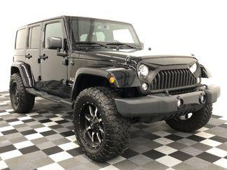 2018 Jeep Wrangler JK Unlimited Sahara 4WD LINDON, UT 8