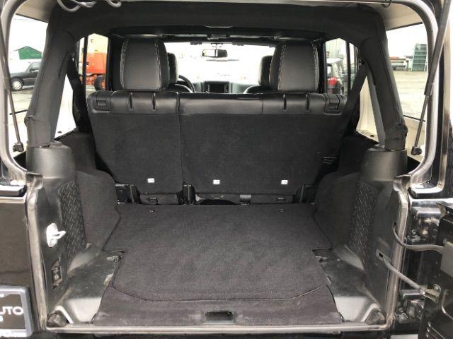 2018 Jeep Wrangler JK Unlimited Sahara 4WD LINDON, UT 30