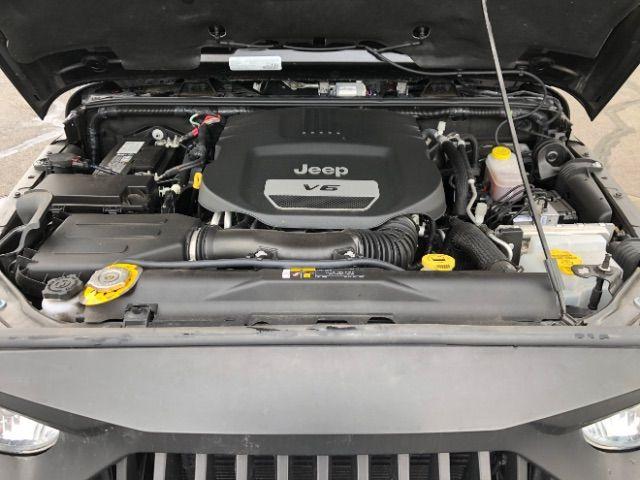 2018 Jeep Wrangler JK Unlimited Sahara 4WD LINDON, UT 35