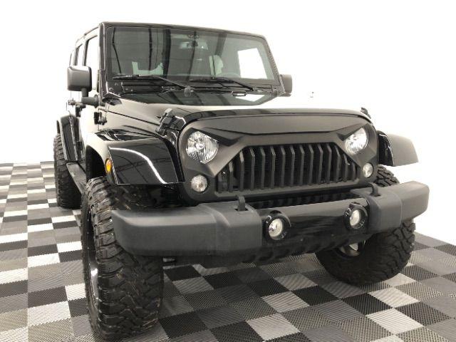 2018 Jeep Wrangler JK Unlimited Sahara 4WD LINDON, UT 5
