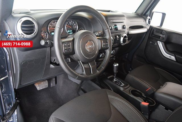 2018 Jeep Wrangler JK Unlimited Sahara in McKinney Texas, 75070