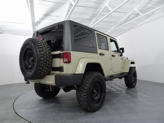 2018 Jeep Wrangler JK Unlimited Sahara in McKinney, Texas 75070
