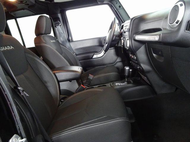 2018 Jeep Wrangler JK Unlimited Sahara LIFT/CUSTOM WHEELS AND TIRES in McKinney, Texas 75070